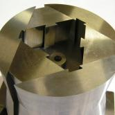 Faltkern 6-Segmentig mit Einsatz